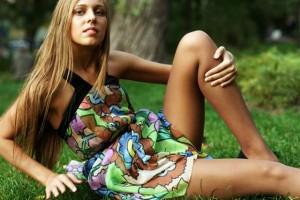 Елизавета, 21 год - Ношу платья и юбки в пяти случаях из пяти